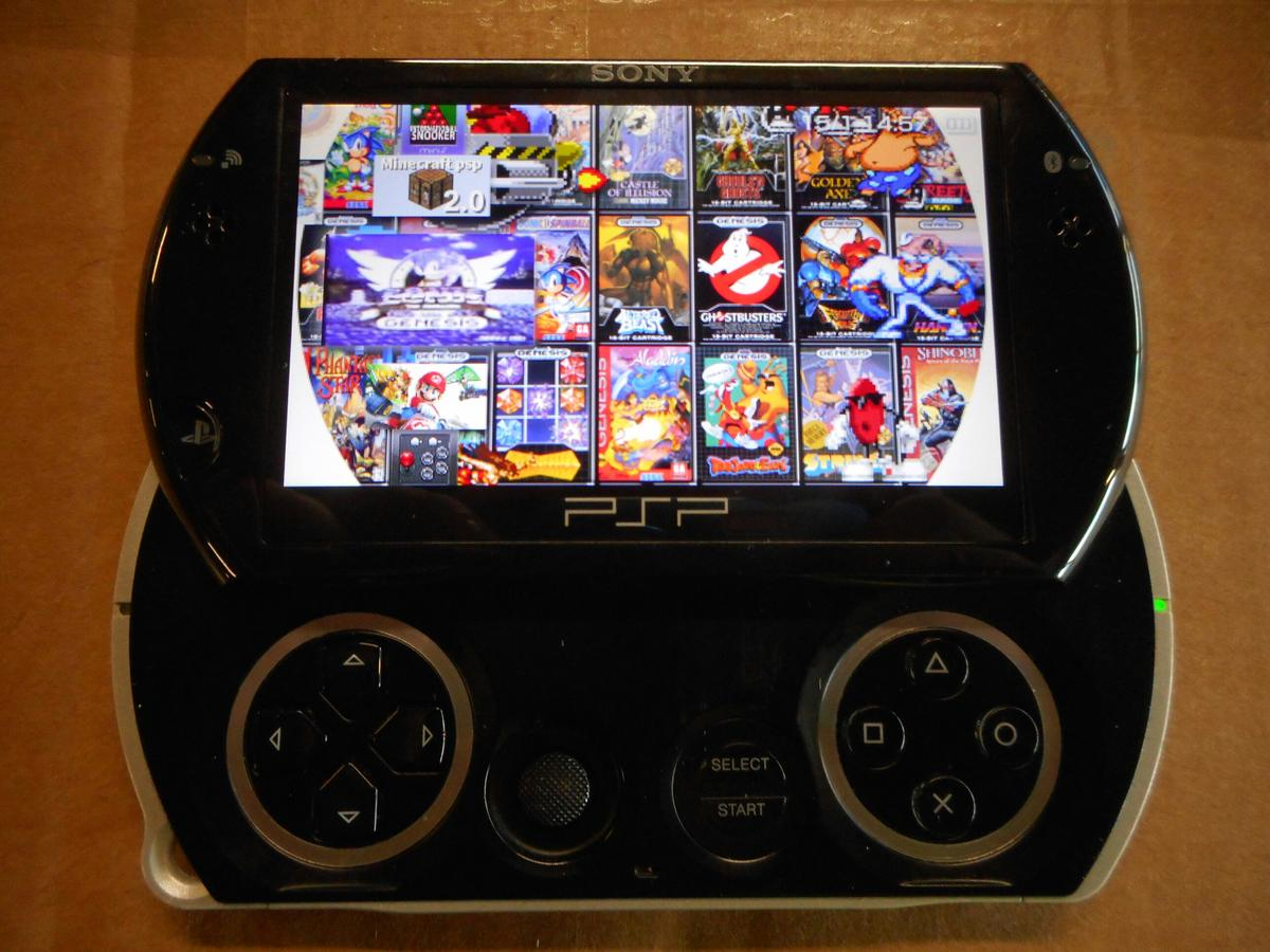 PSP GO C/W CFW 5000 GAMES BOXED in BD4 Bradford for £100 00