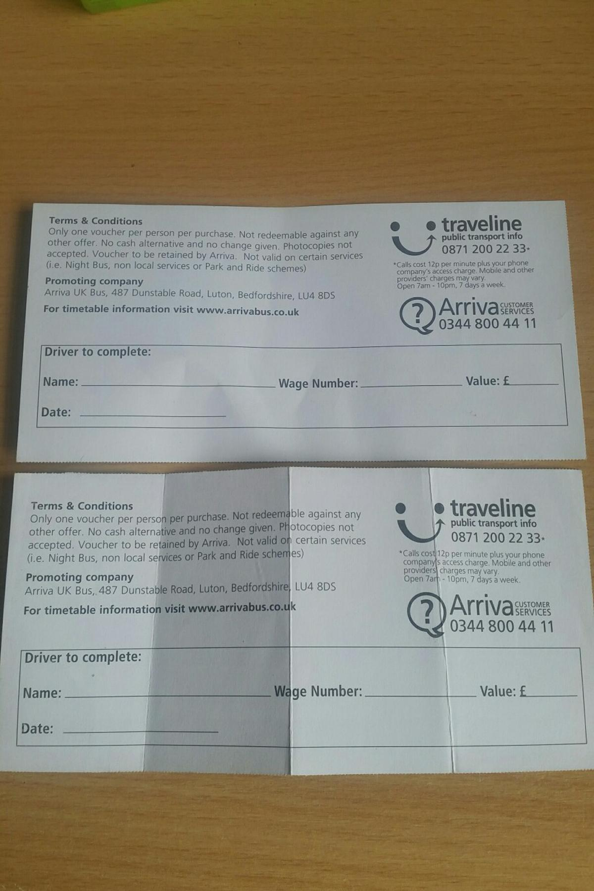 2 x Weekly Merseyside bus passes in St Helens for free for