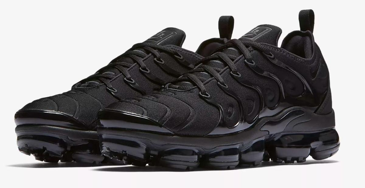 outlet store f3ef1 faa8c NIKE AIR VAPORMAX PLUS TRIPLE BLACK in SW6 Fulham for £69.99 ...