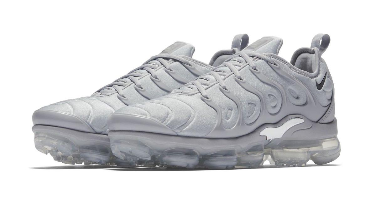 info for 13489 c5b9d NIKE-AIR VAPORMAX PLUS TRIPLE GREY in SW6 Fulham for £69.99 ...