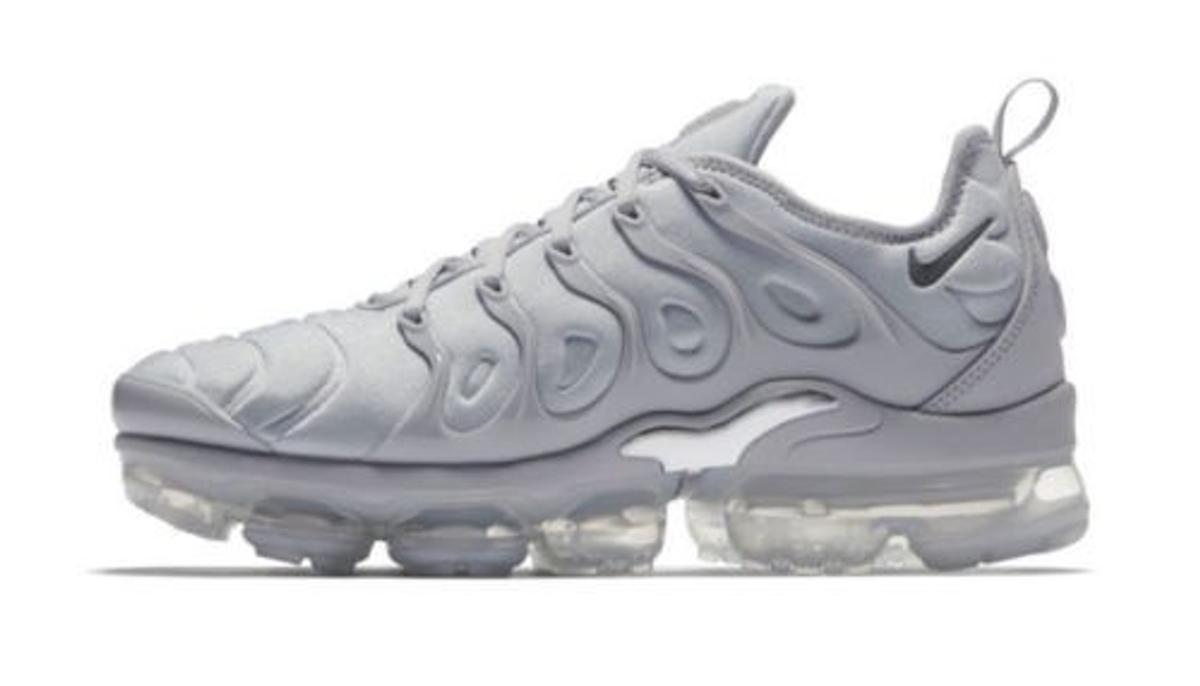 info for 84f59 be708 NIKE-AIR VAPORMAX PLUS TRIPLE GREY in SW6 Fulham for £69.99 ...