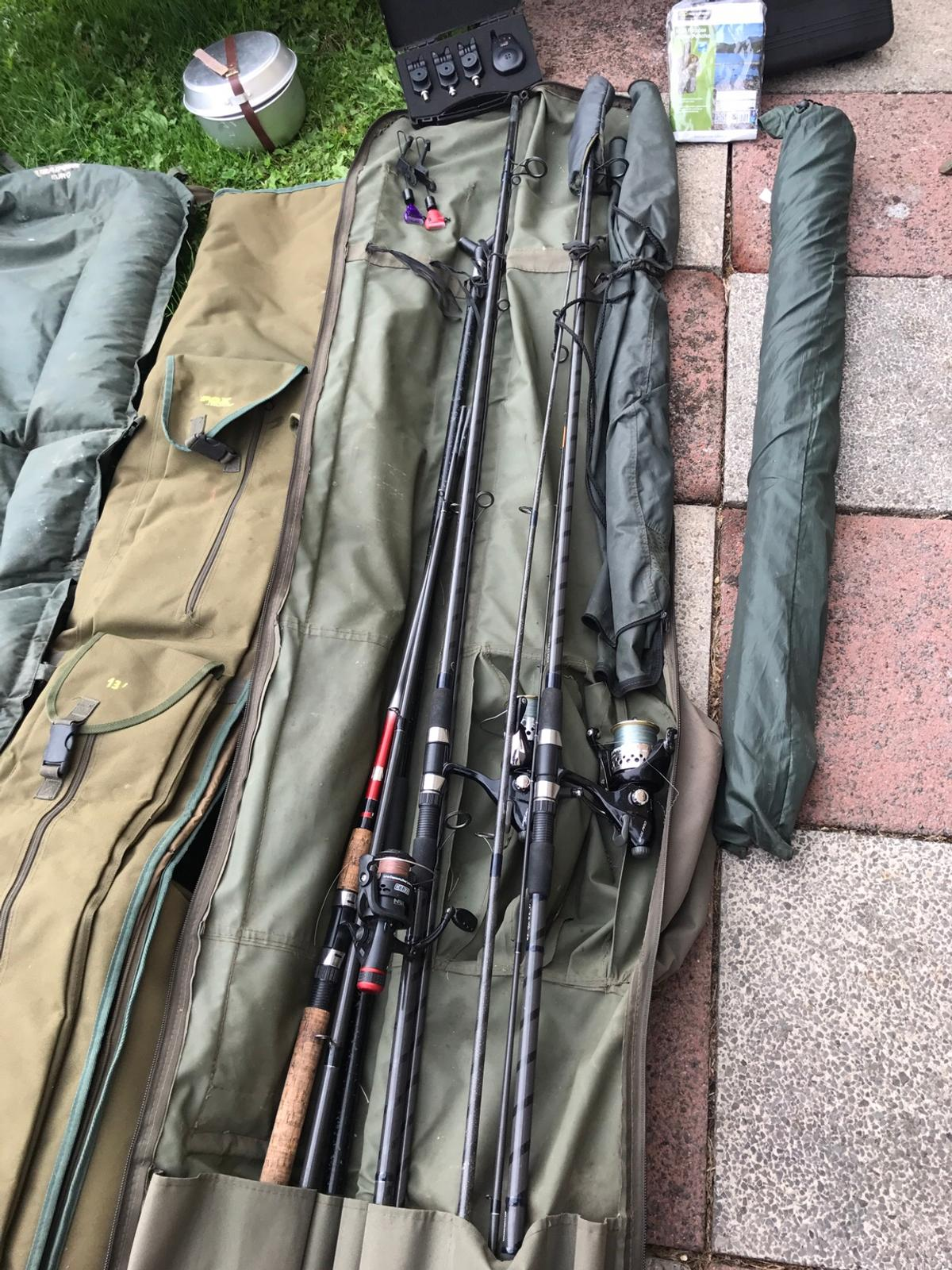 Full Carp Fishing Set Up in NP23 Cwm für £ 550,00 zum