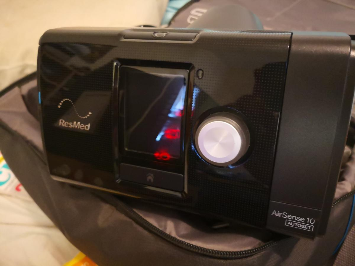 ResMed AirSense 10 AutoSet CPAP machine in E3 London for