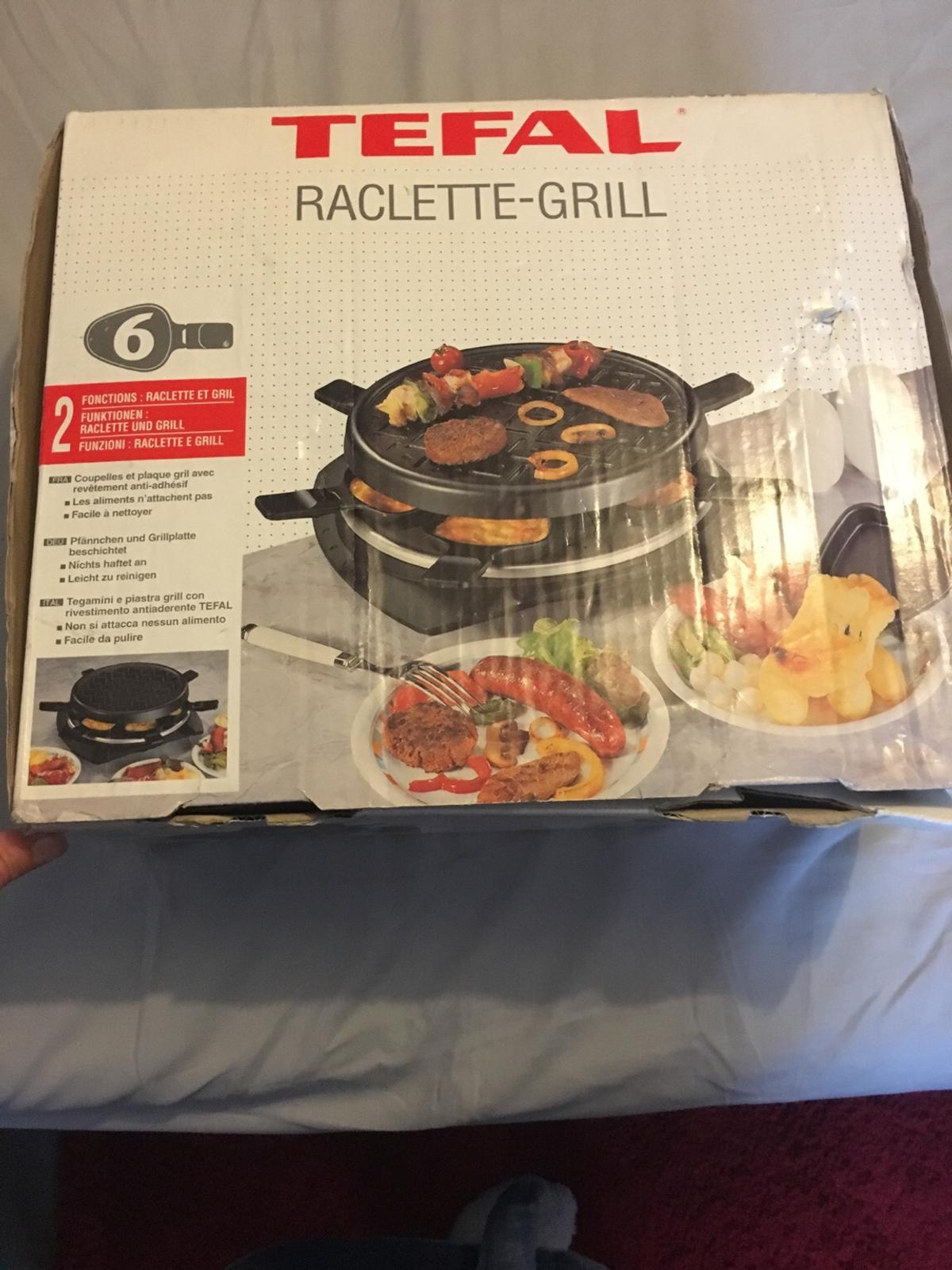 Tefal Raclette Grill Collection Only In Worthing For 1500 For