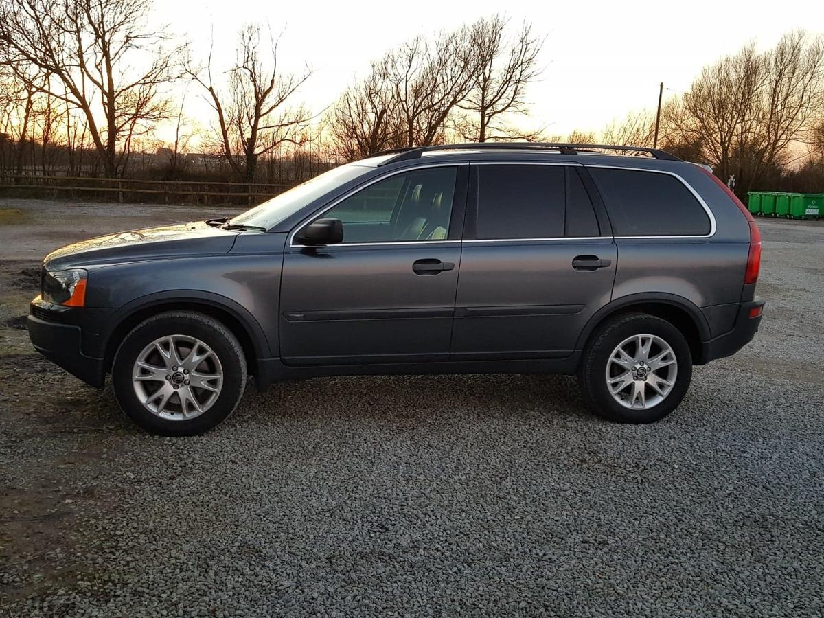 volvo xc90 2 4d D5 7 seater in TA2 Deane for £2,600 00 for