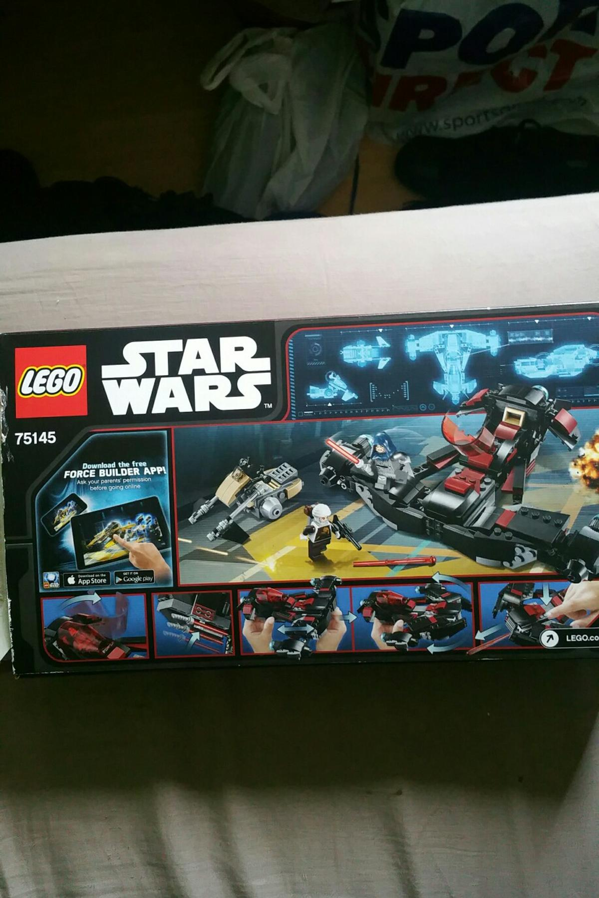 Lego Star Wars Eclipse Fighter In Wc1h Camden For 1500 For Sale
