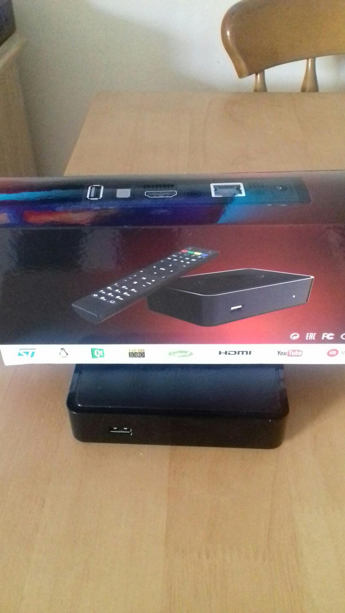 MAG 254 INFOMIR LINUX IPTV BOX in WR5 Wychavon for £40 00