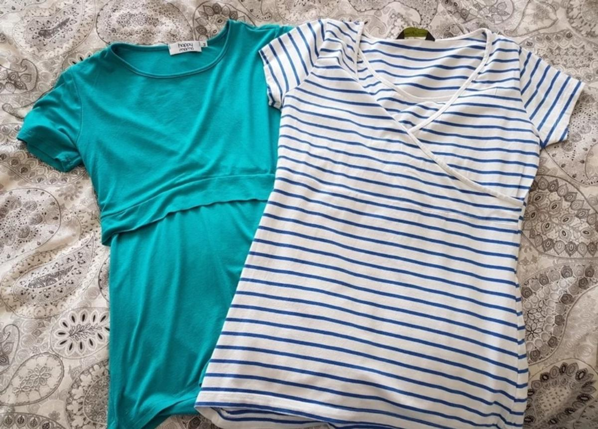 7f7bd454f3d5a 2x nursing tops size M in Walsall for £4.00 for sale - Shpock