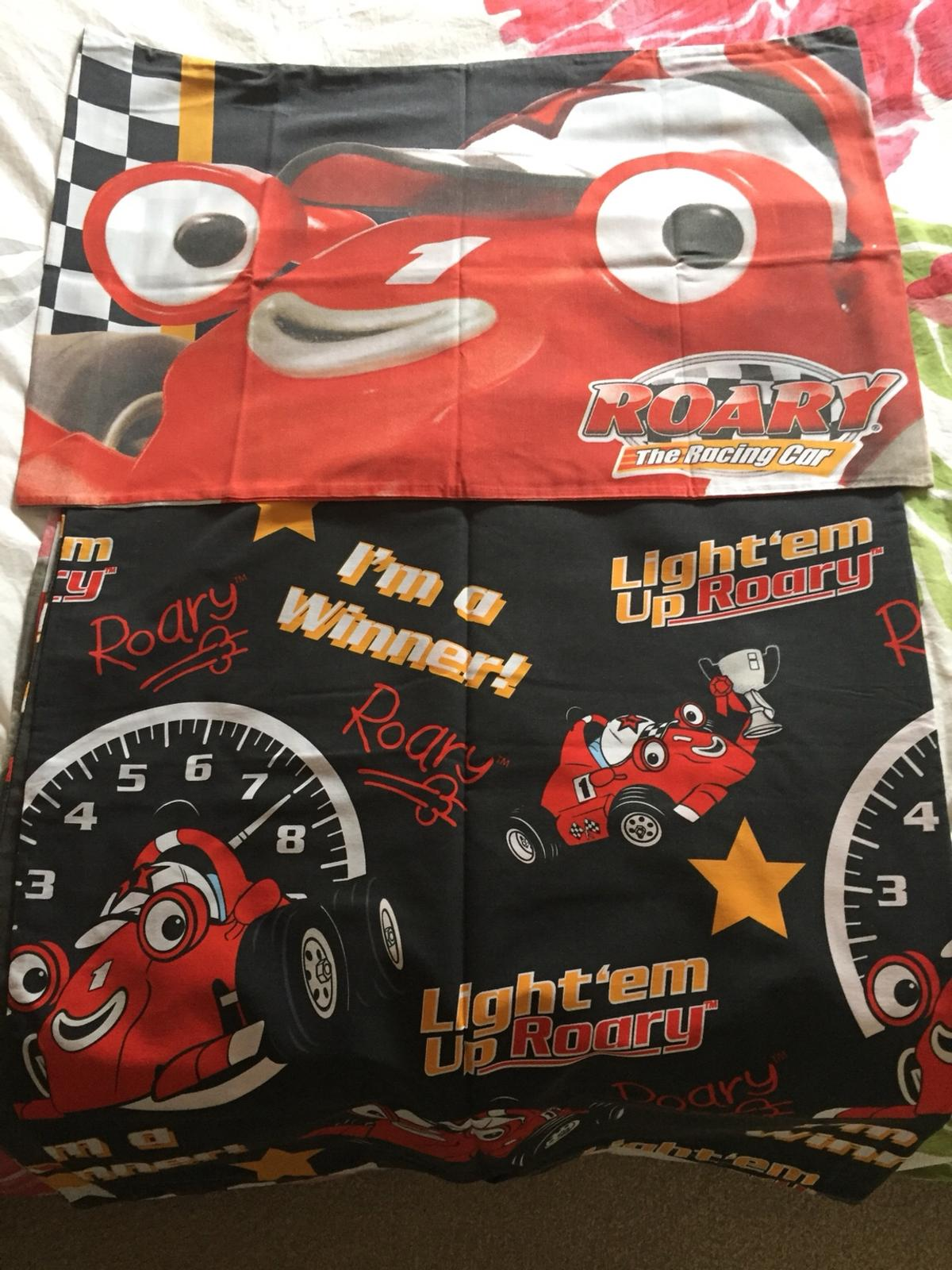 Rory The Racing Car Single Boys Bed Set In S40 Chesterfield For 4 00 For Sale Shpock
