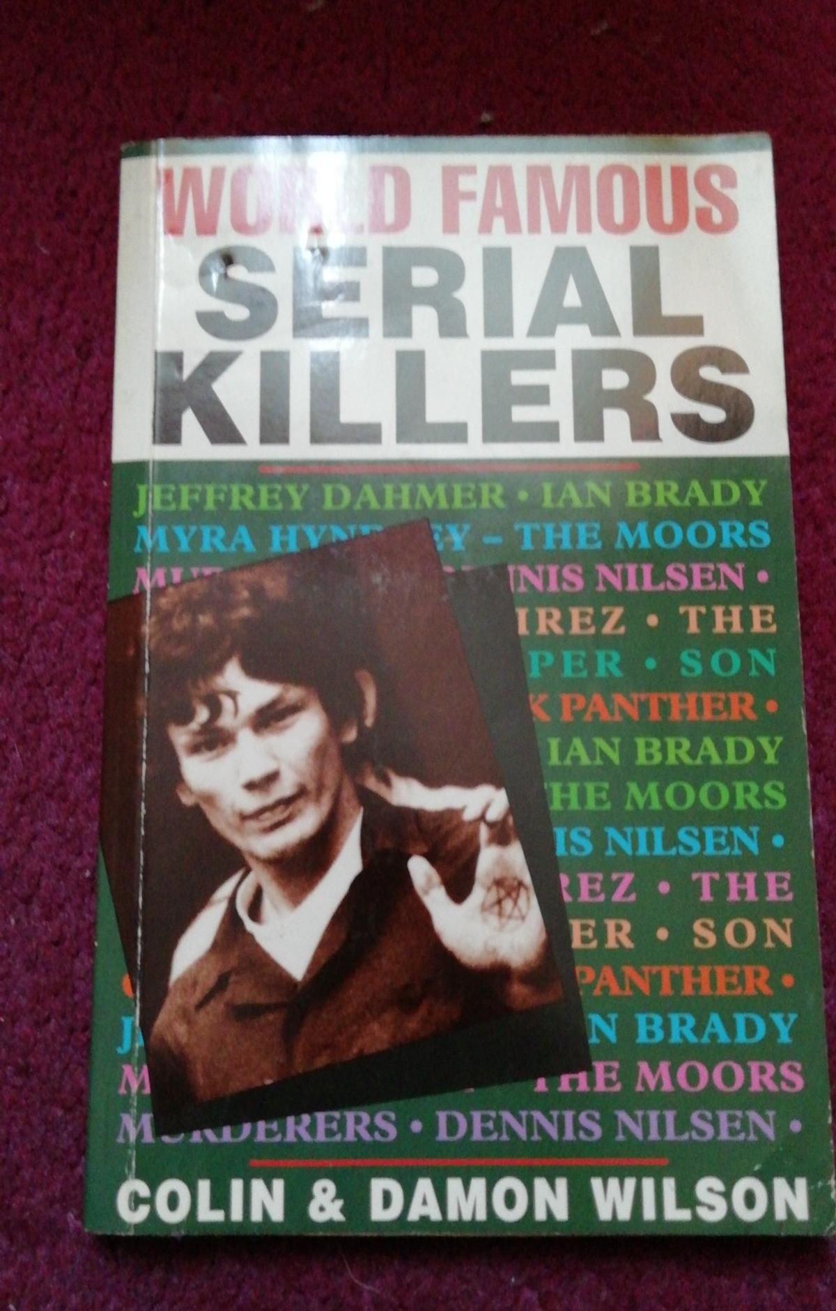 World famous serial killers