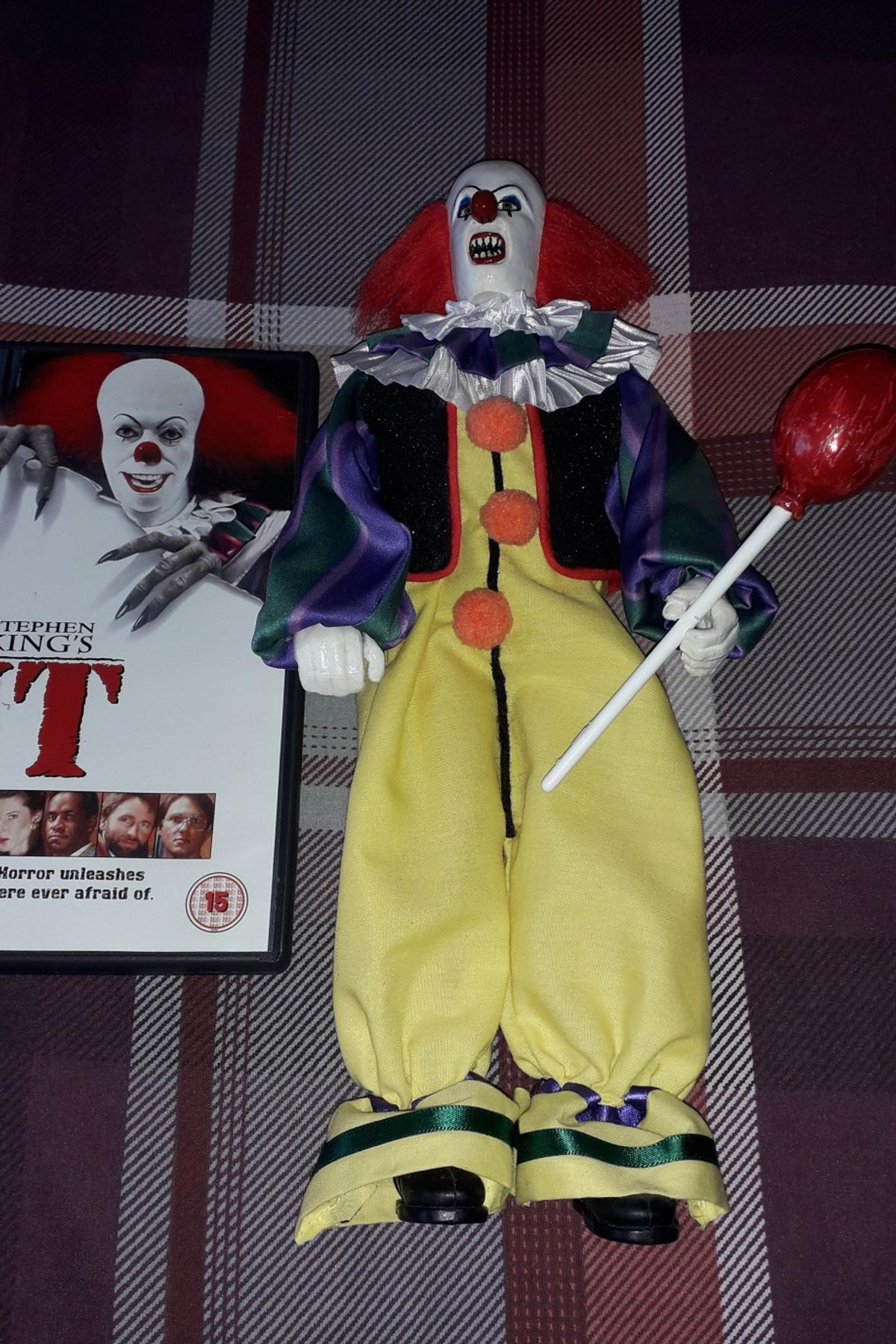 IT Pennywise Custom Figure 12 Inch in Pentre Halkyn for