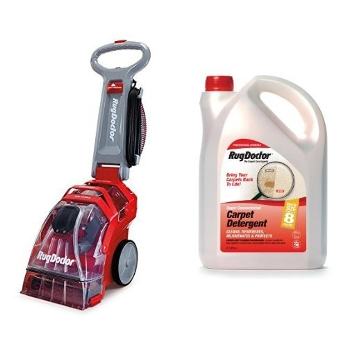 For Hire Rug Doctor Carpet Cleaner