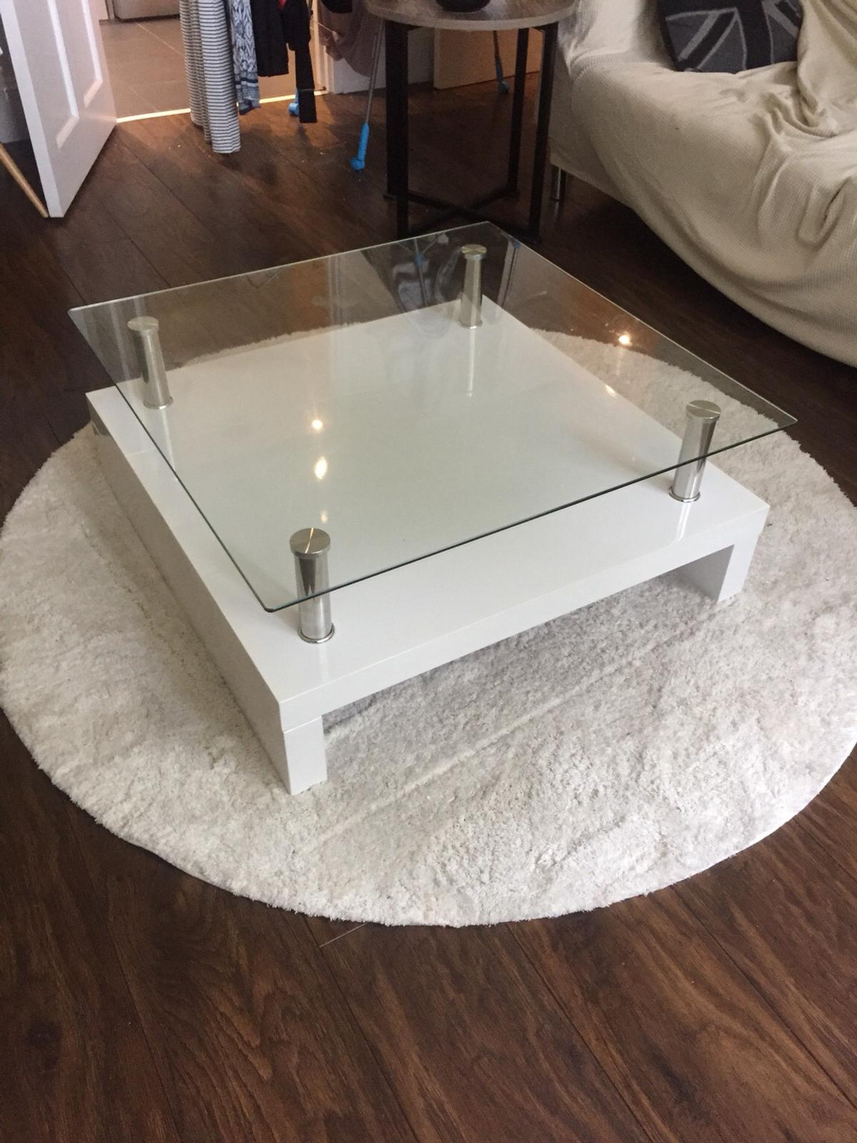 - Wayfair Kain Glass Coffee Table In EC1Y London Für £ 65,00 Zum