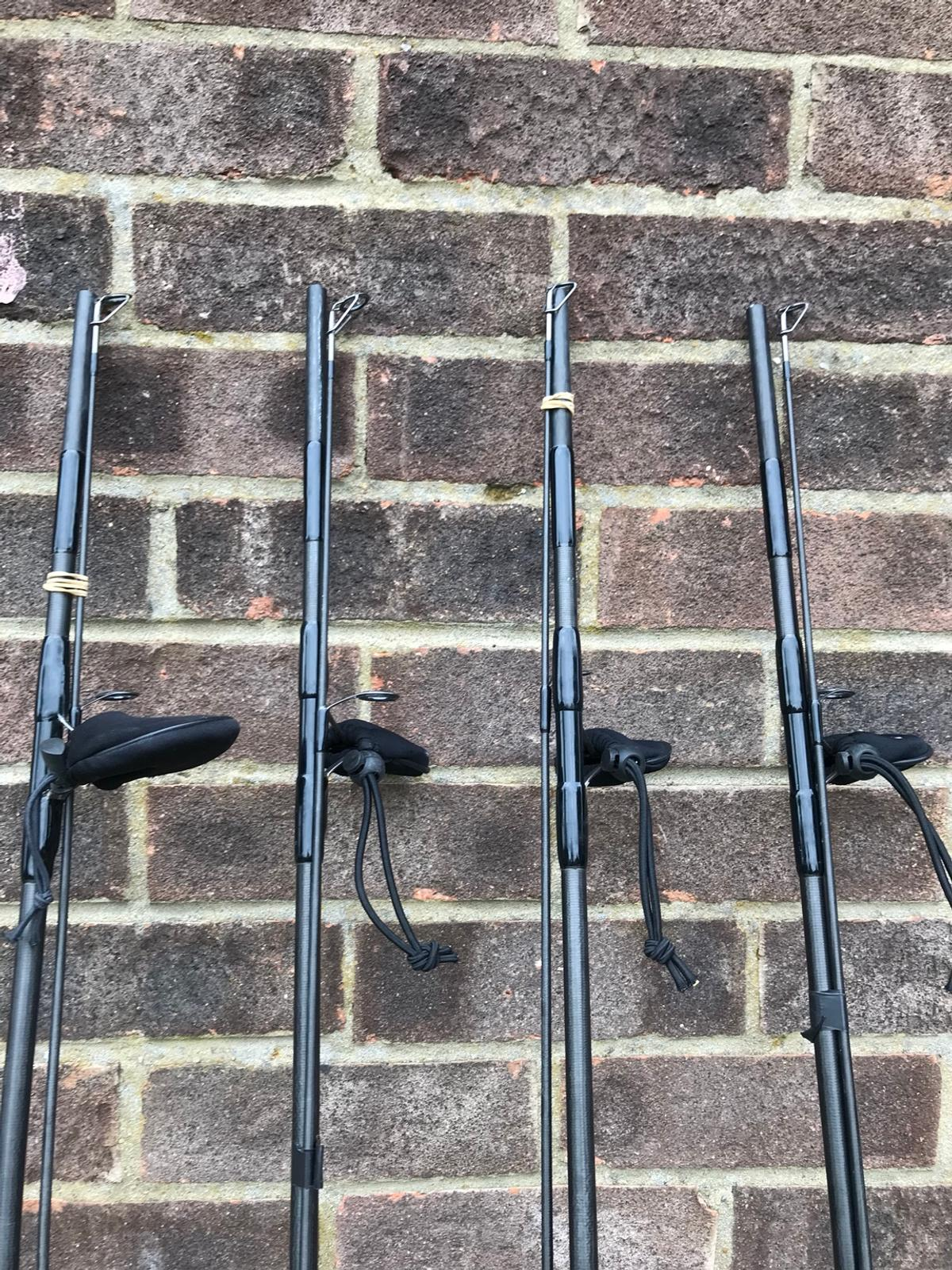 Greys Apex 50 Carp Rod 12ft 3lbs