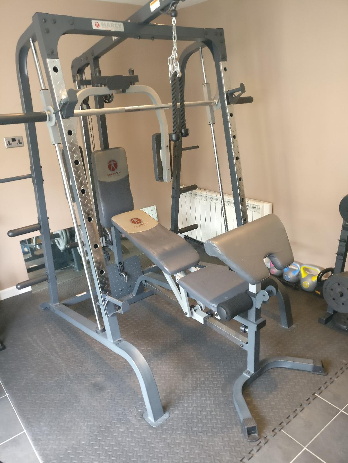Marcy SM4000 Deluxe Home Gym in SL3 Langley for £850 00 for sale
