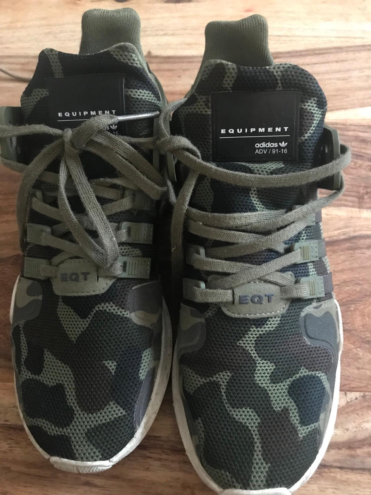 hot sale online 50dad f758d Adidas Equipment Adv/91-16 trainers size 6.5