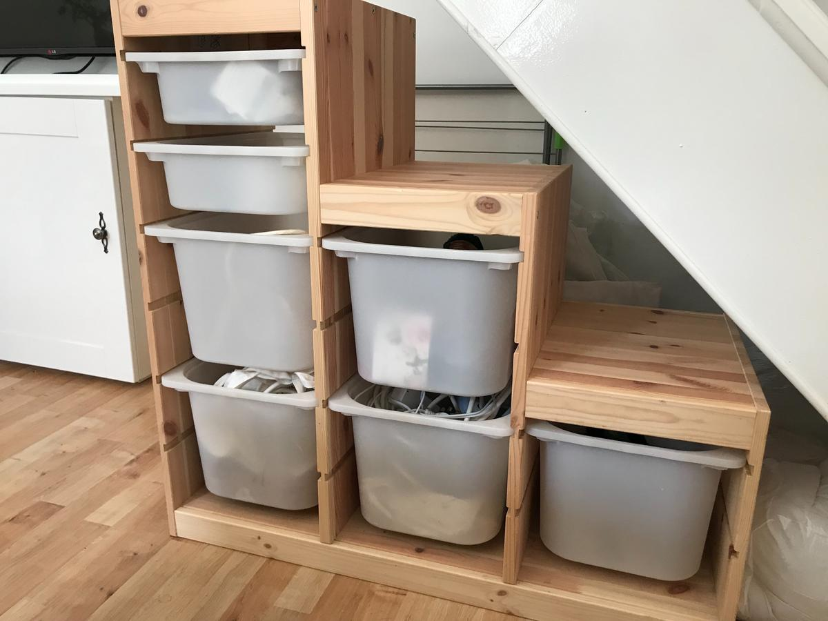 Under Stairs Storage Unit Ikea Wooden In W13 Ealing For 10 00 For Sale Shpock