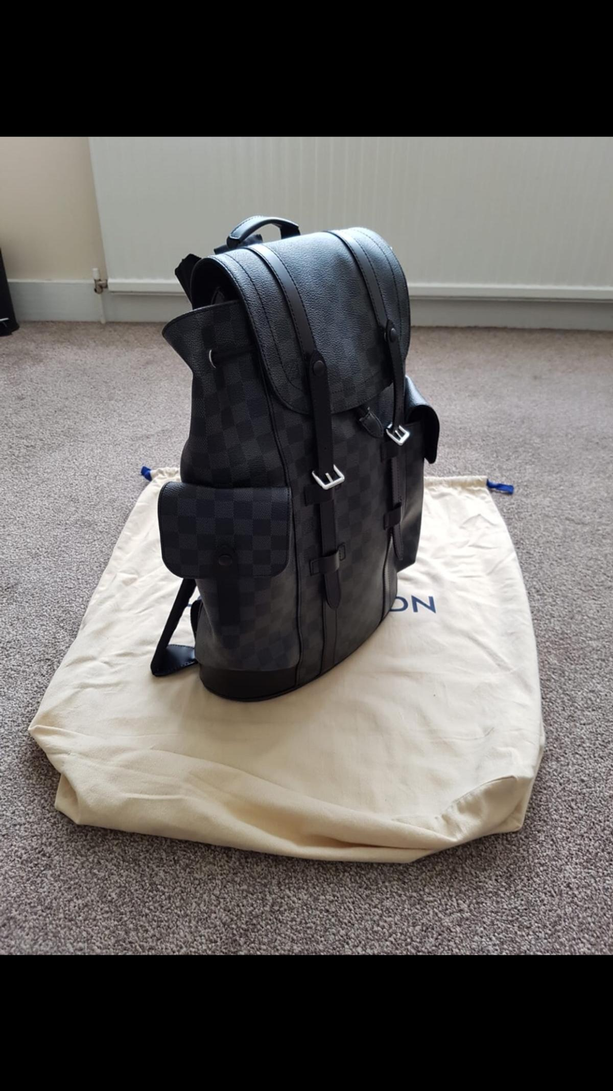 8884277bc8f Louis Vuitton Christopher Backpack Graphite in NW4 Barnet for ...