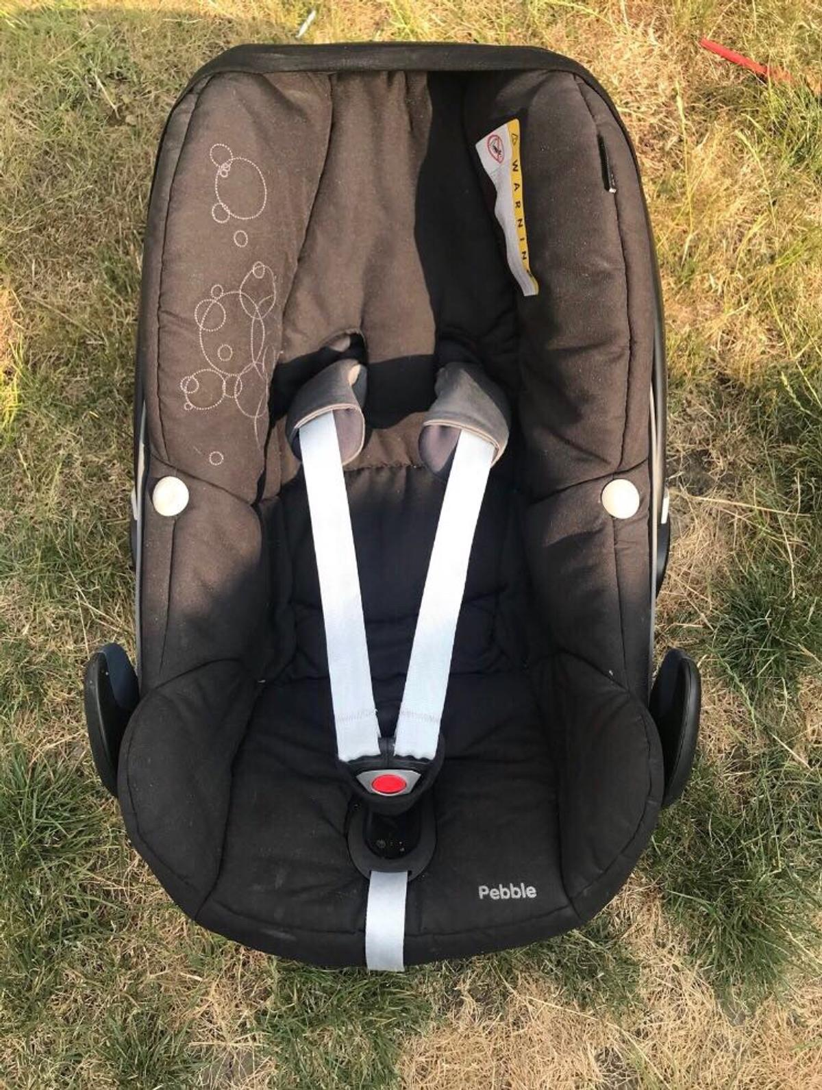 Maxi Cosi Pebble Car Seat in BR8