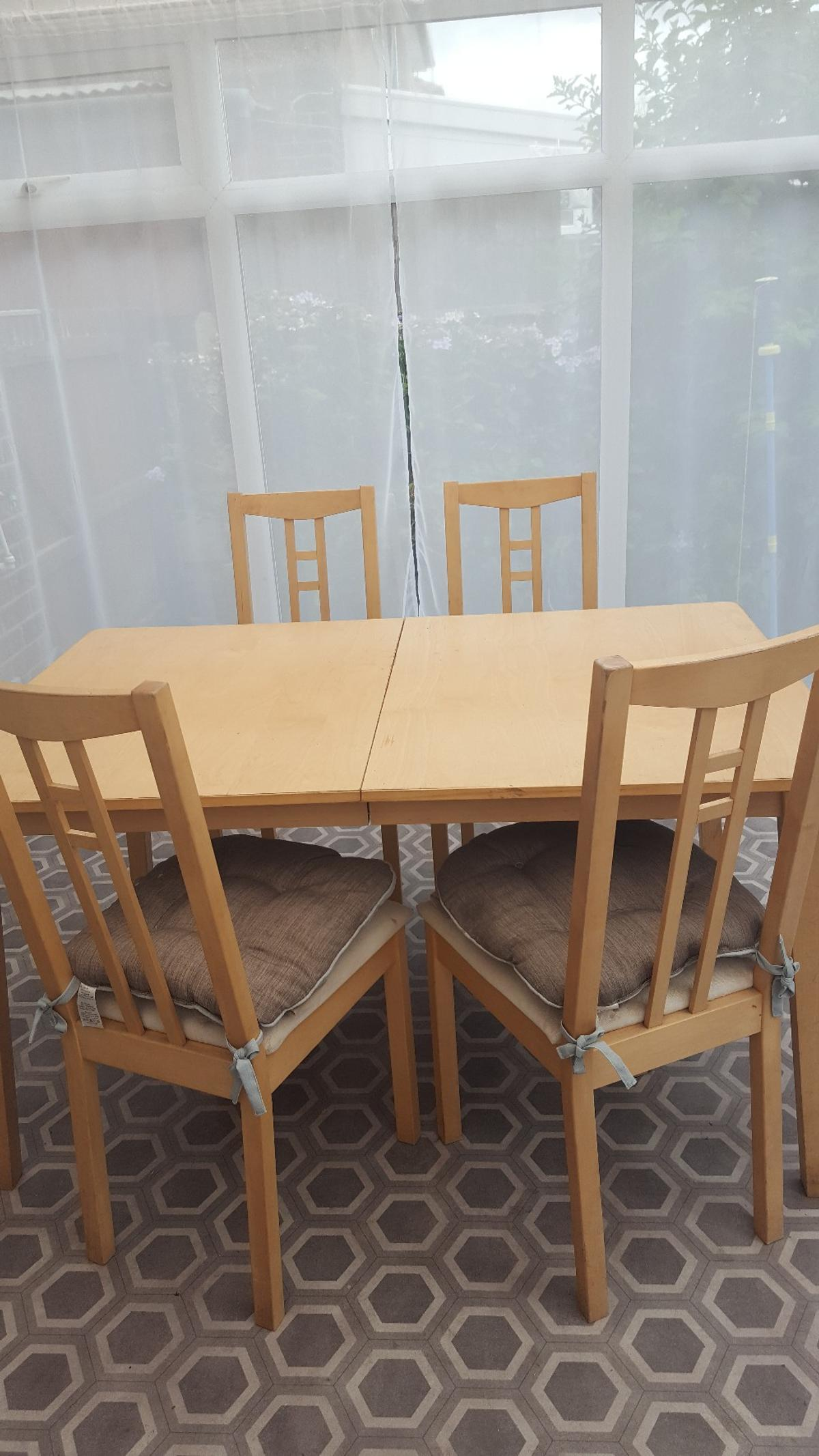 Magnificent Ikea Dining Table And Matching Chairs Pdpeps Interior Chair Design Pdpepsorg