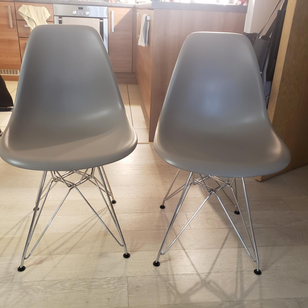 Used Dwell Eiffel Dining Chairs x9 for Sale in HA9 Brent für £ 9 ...