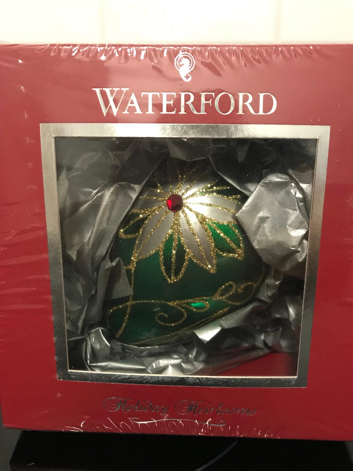 Waterford Christmas Ornaments.Waterford Christmas Ornaments