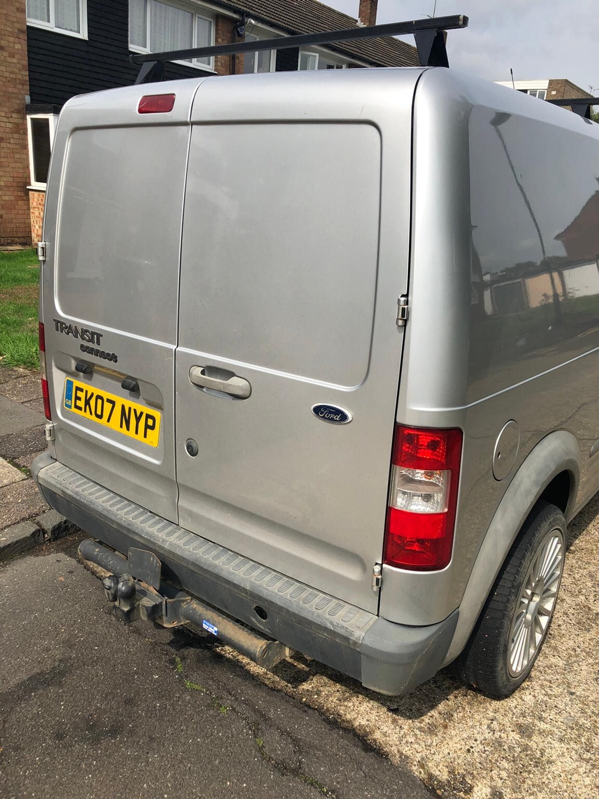 Ford Transit Connect - Non-Runner (Breaking) in CM77