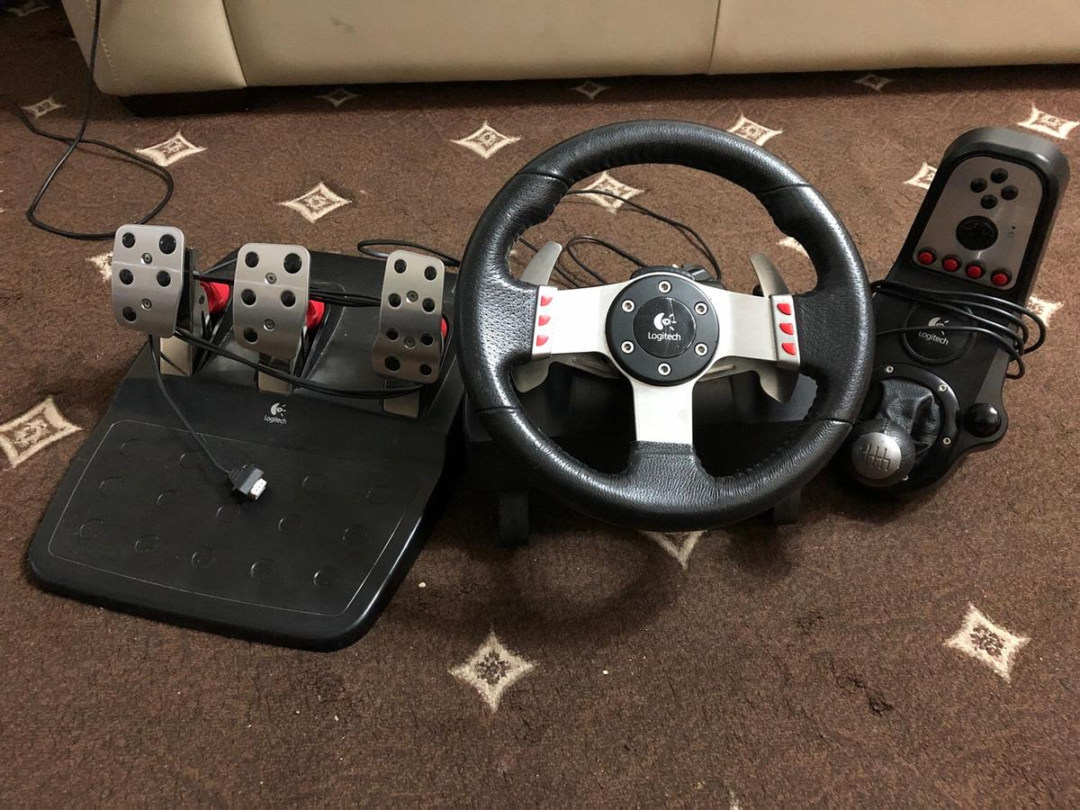 Logitech G27 racing wheel in CV6 Coventry for £150 00 for