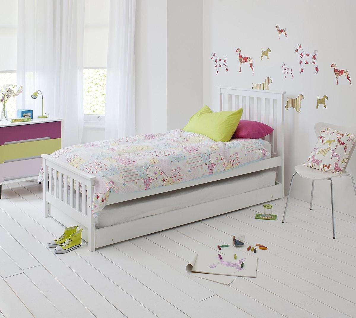 Cabin Bed With Slide Midsleeper Kids