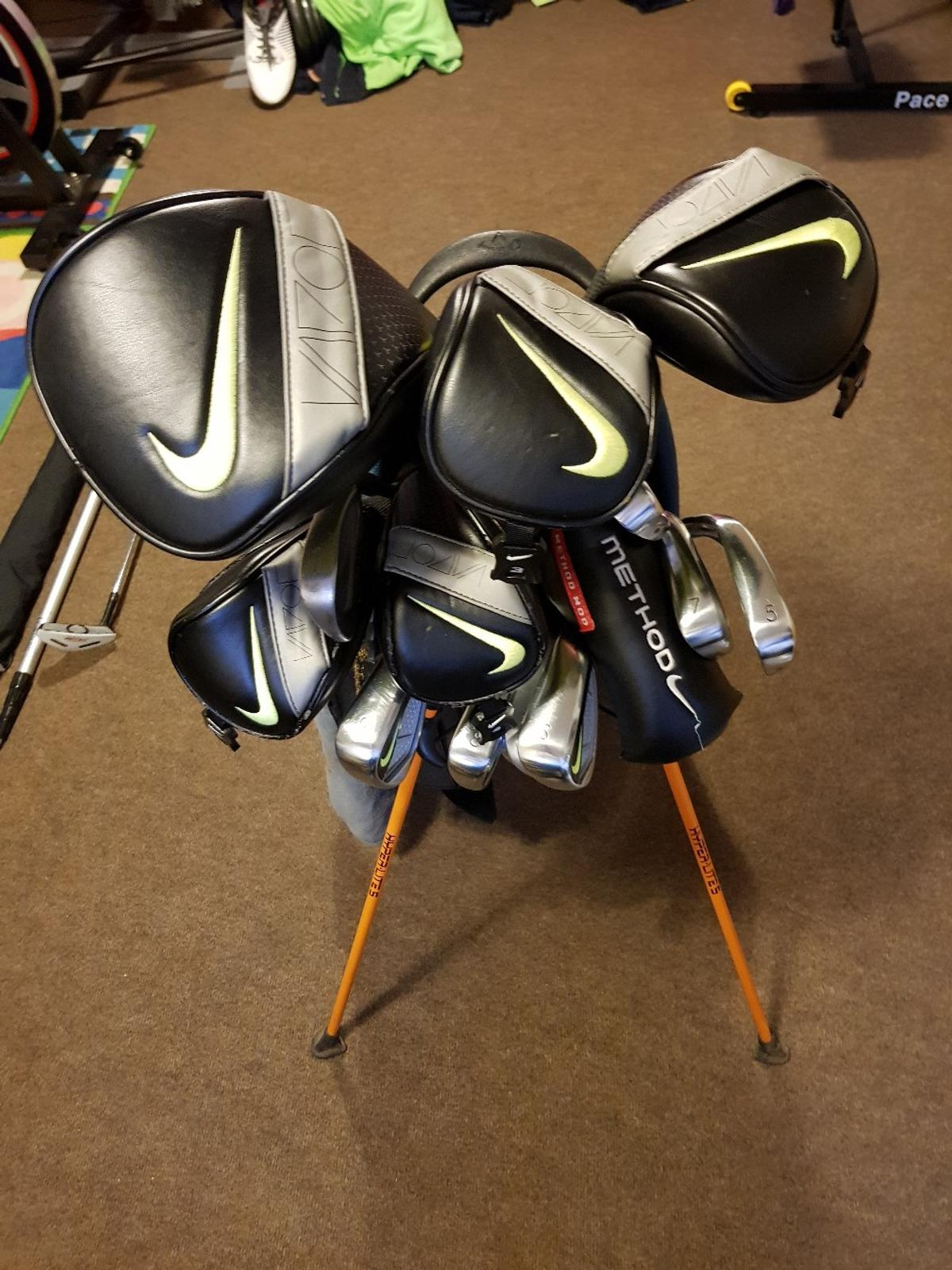 Nike Vapor Golf Clubs Bag And More In Le67 Leicestershire For