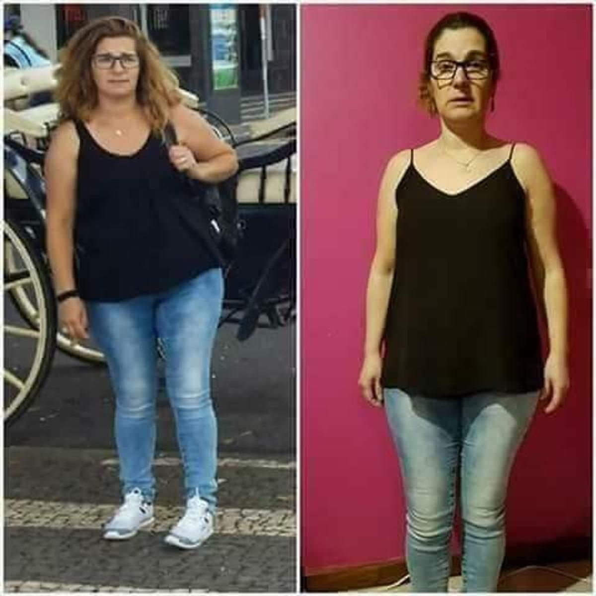 Extreme weight loss 60 days