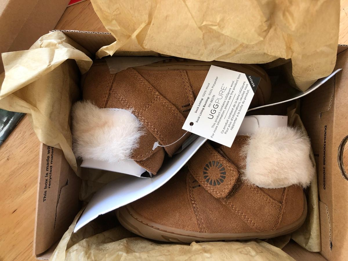 0a1b3b9cb19 Kids toddlers UGG jorgen boot size 7 UK in SW1P Westminster for ...