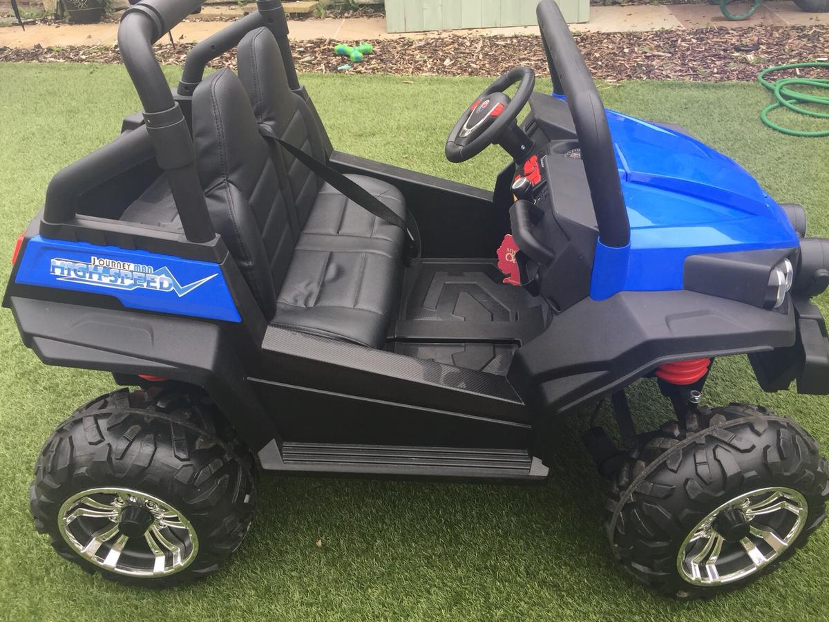 Kids 4x4 Electric Ride On Car In Wigan For 150 00 For Sale Shpock