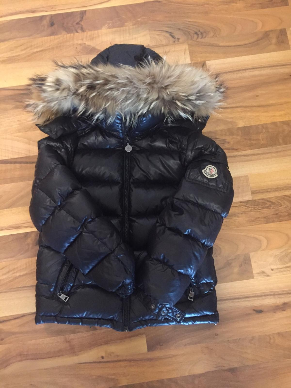 reputable site d87ff 919ae Moncler Kinderjacke