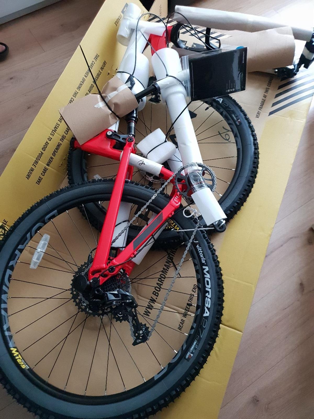 a0d12694a34 2018 Boardman MTR 8.9 Mountain Bike in B64 Sandwell for £850.00 for ...