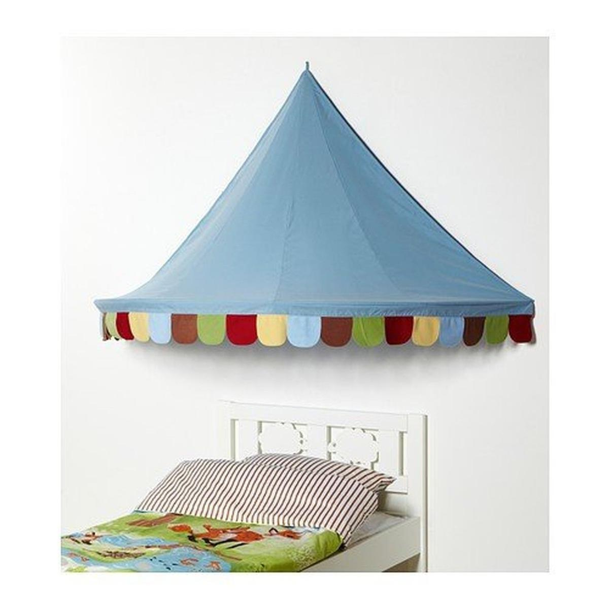 - IKEA MYSIG Blue Bed Canopy Childrens Den Tent In L4 Liverpool For