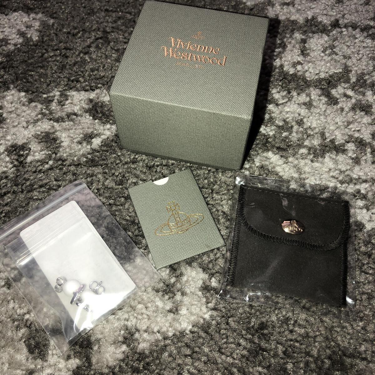 7e67ff55bf Vivienne Westwood earrings in Walsall for £60.00 for sale - Shpock