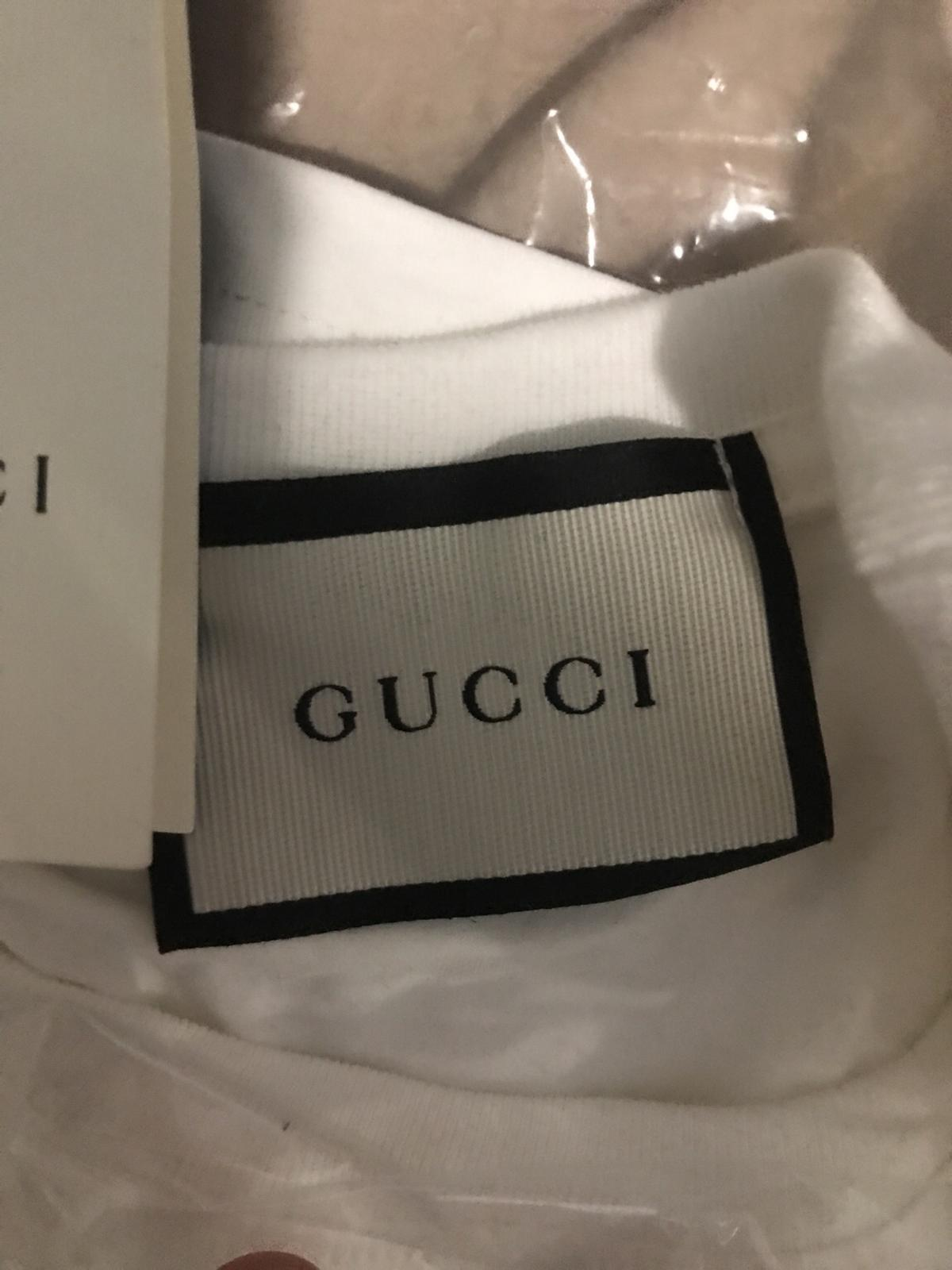 34a9bd884 White Gucci tomorrow t shirt in SL6 Maidenhead for £15.00 for sale ...
