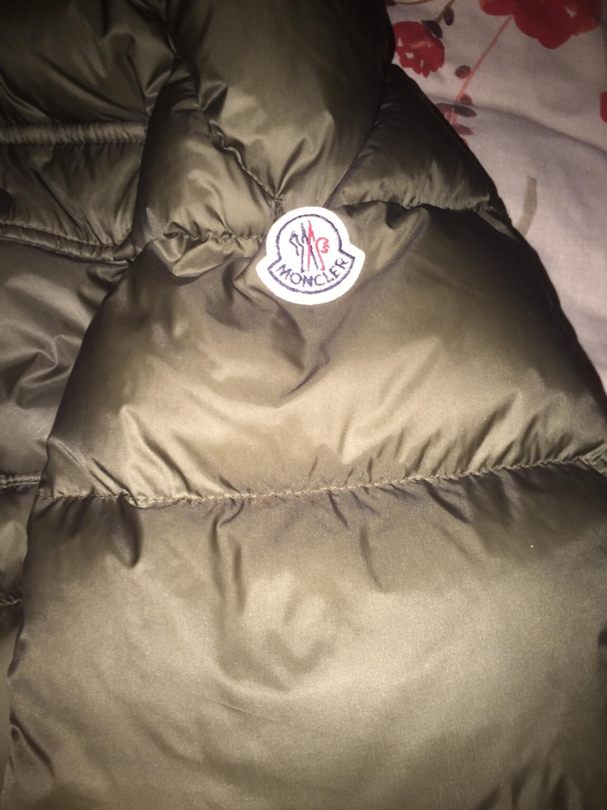 136901a9f Men's Limited Edition Moncler Coat Genuine in London Borough of ...