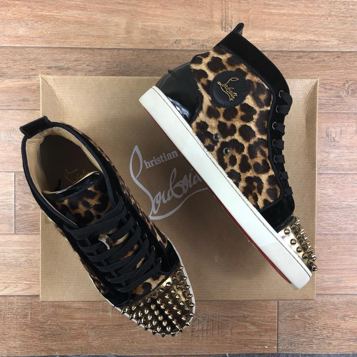 reputable site c4d8f eae07 Louboutin sneaker in HG2 Harrogate for £200.00 for sale - Shpock