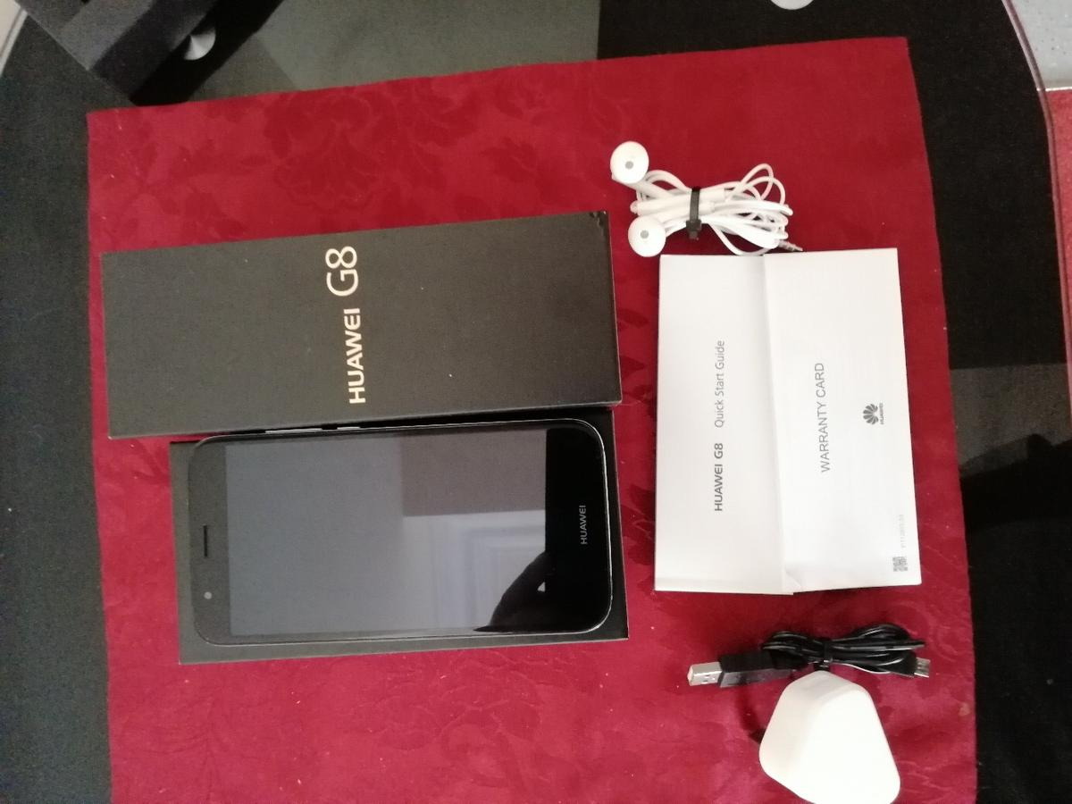 HUAWEI G8 SMART PHONE UNLOCKED VGC 32 G  in LE14 Melton for