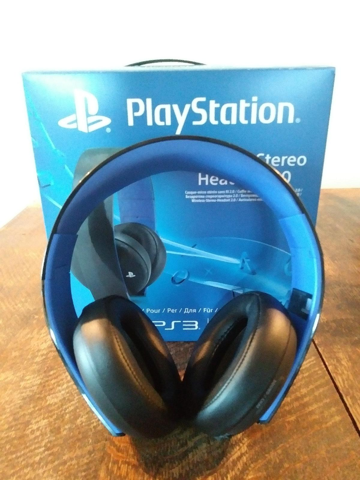 Sony PlayStation Wireless Stereo Headset 2.0 in SG13