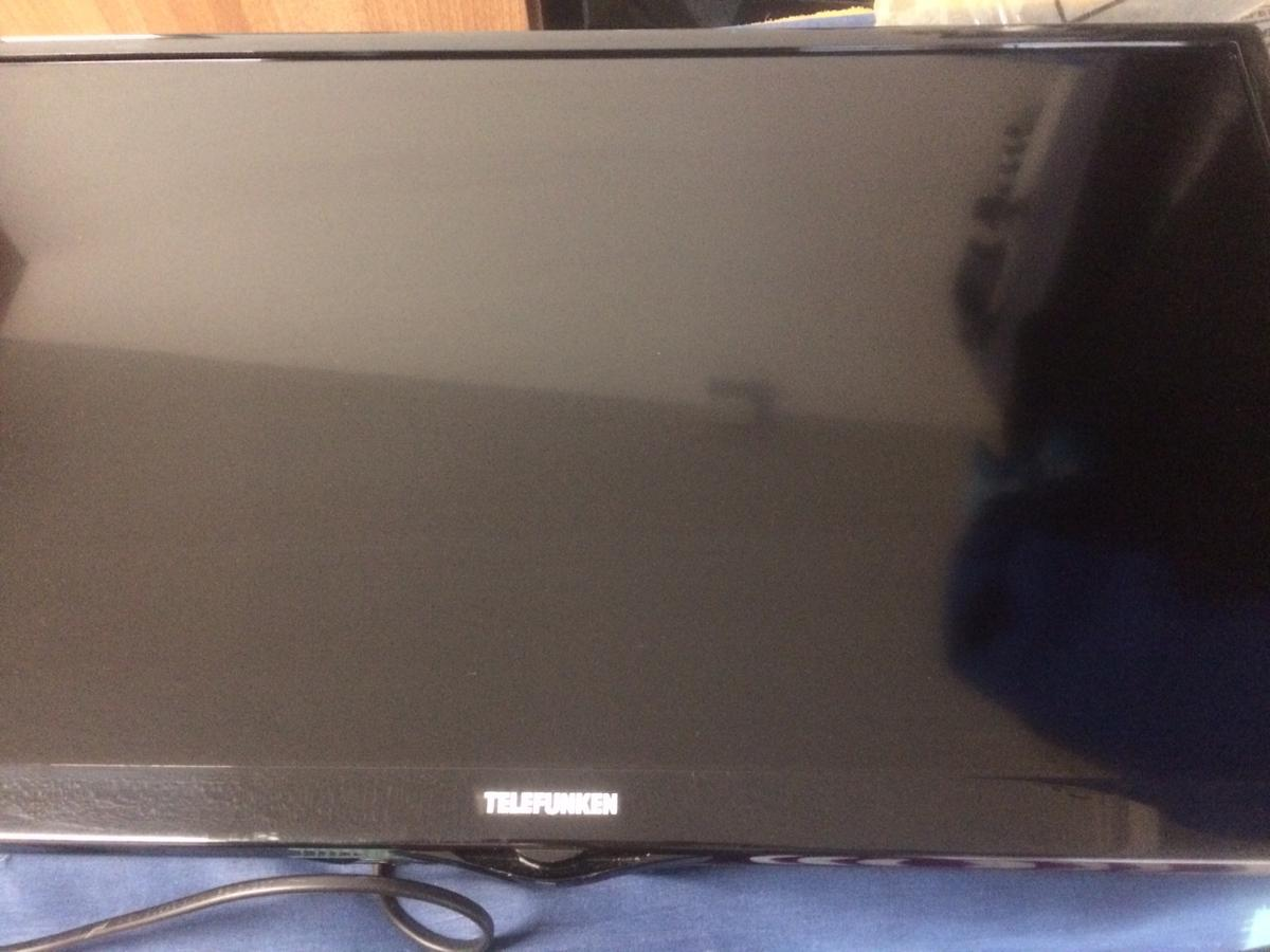 Telefunken 22 inch tv in LE4 Leicester for £20 00 for sale