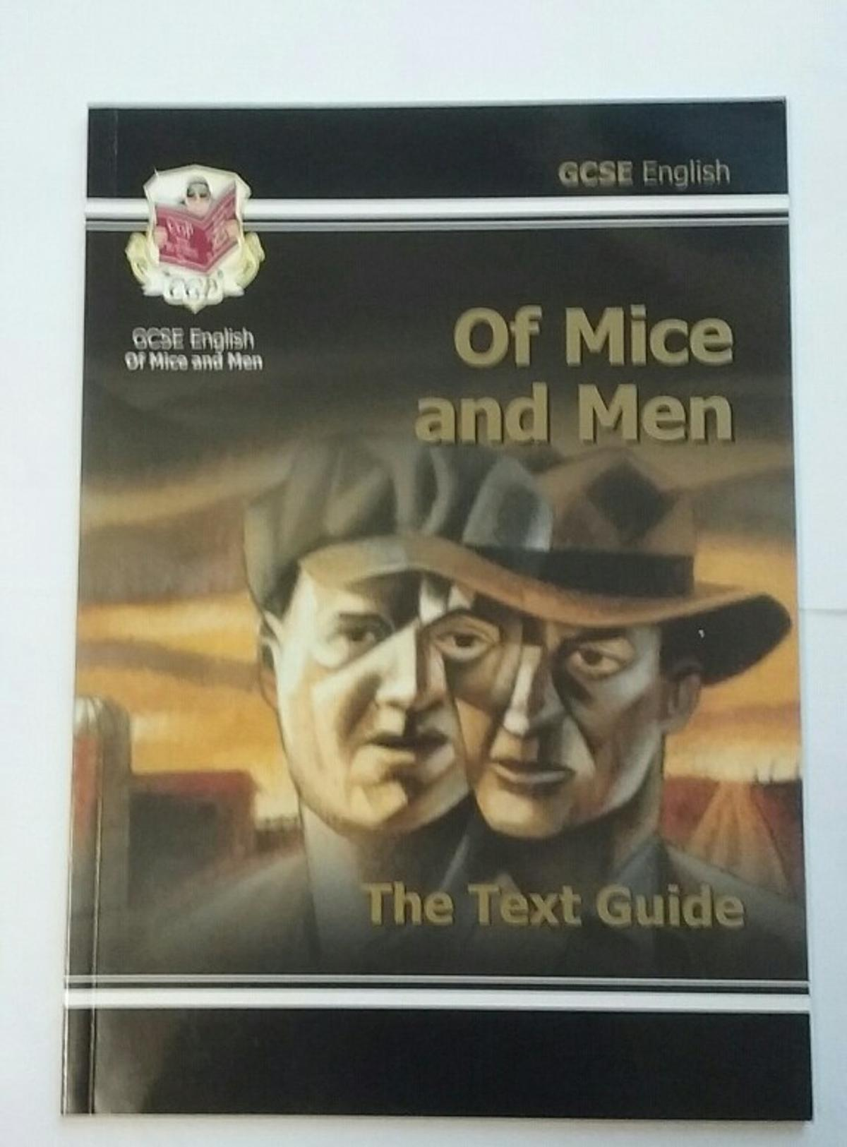 Of Mice And Men The Text Guide