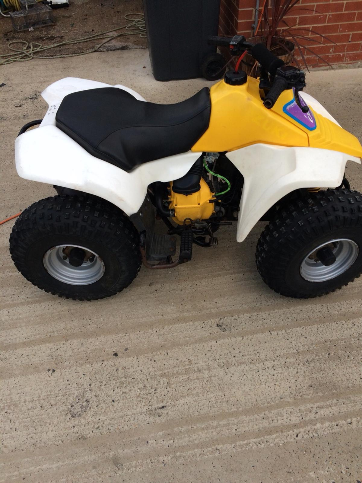 Suzuki lt 80 lt80 quad Px swap in S17 Sheffield for £695 00 for sale