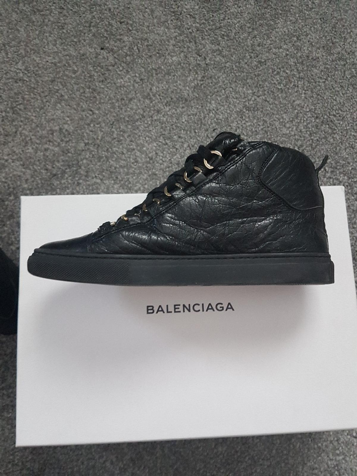 Boys balenciaga shoes in L25 Liverpool for £180.00 for sale