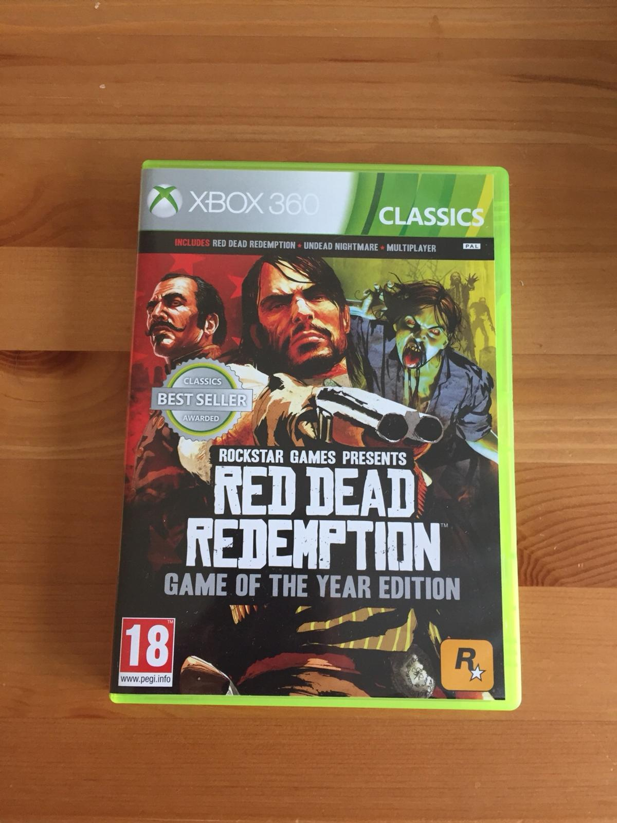 Red Dead Redemption GOTY - Xbox One/360
