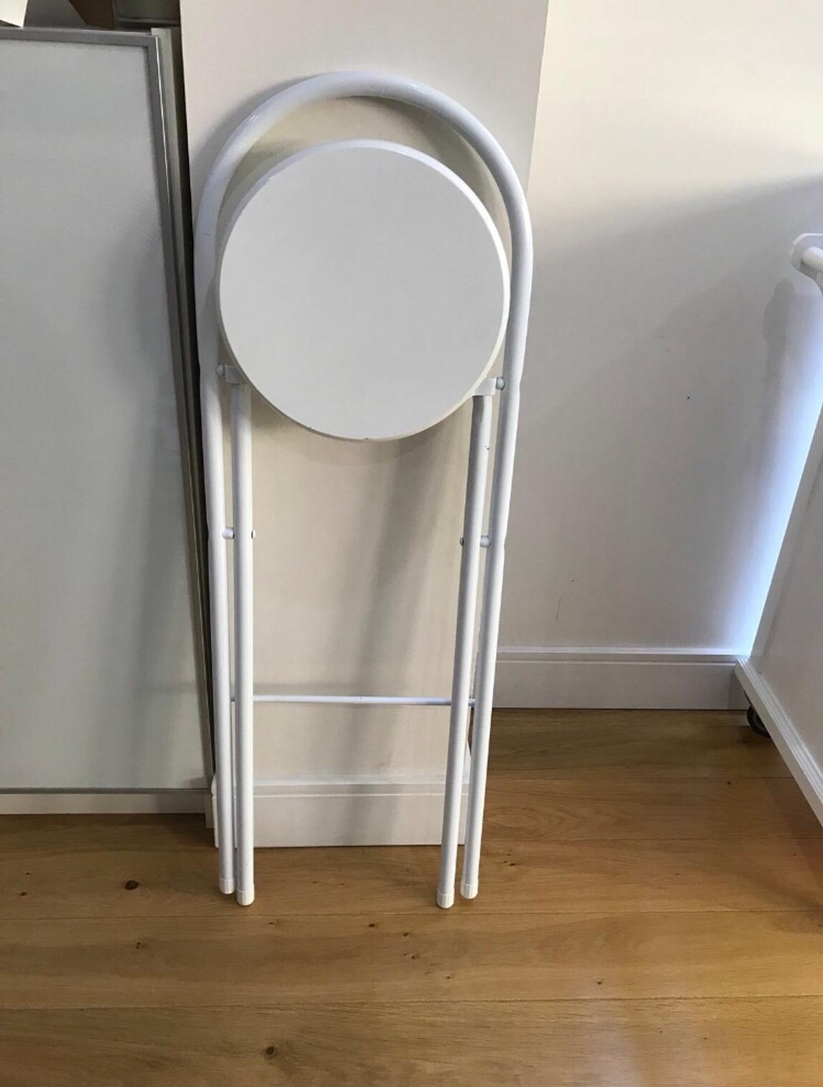 Awe Inspiring 2 X Habitat Bar Stool White Gmtry Best Dining Table And Chair Ideas Images Gmtryco