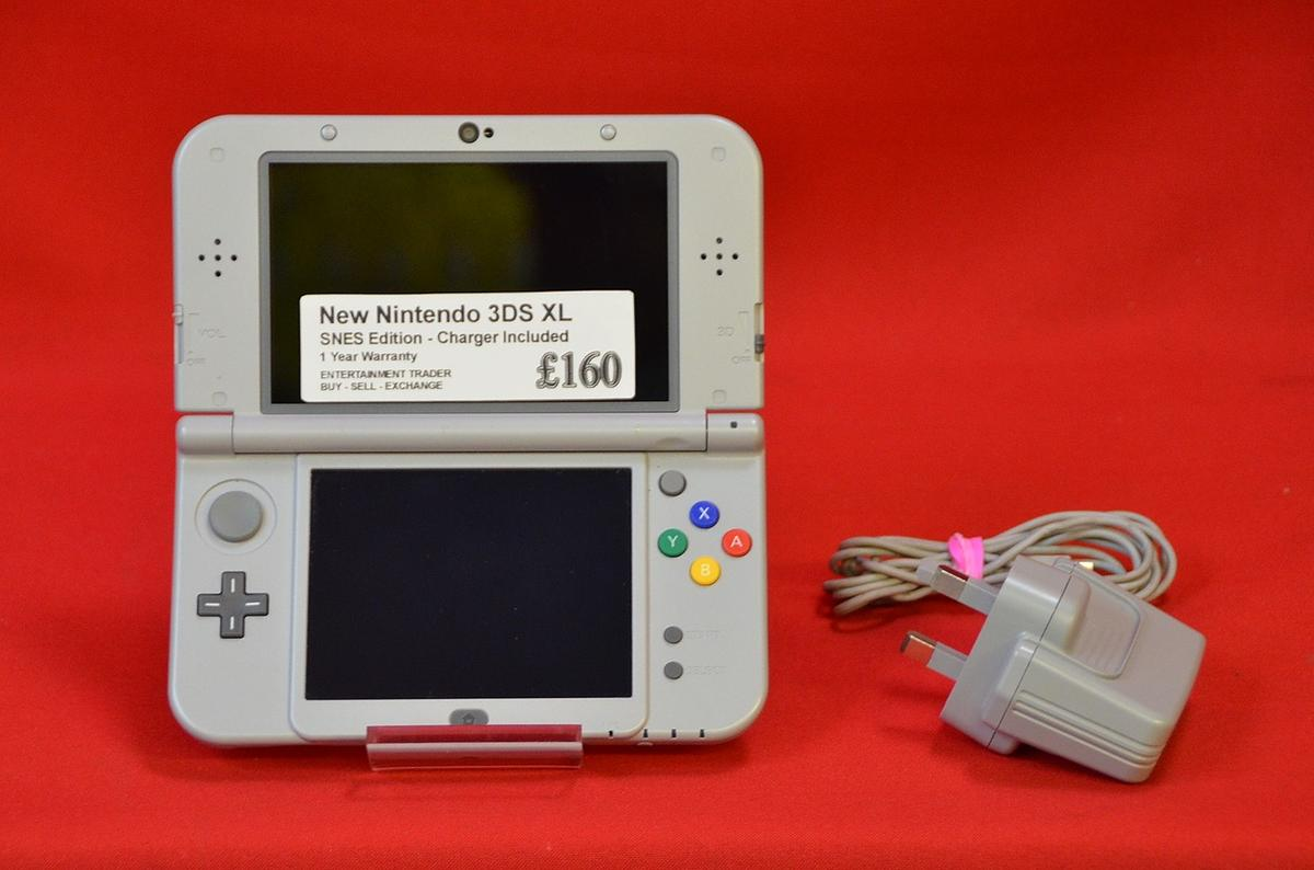 3ds xl serial number check