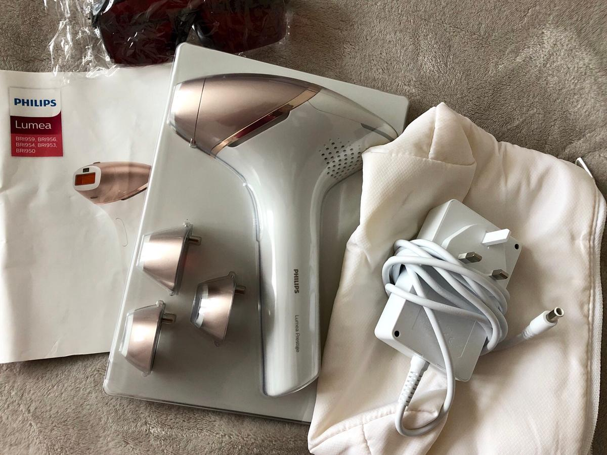 Philips Lumea Laser Hair Removal Device in W8 Chelsea for